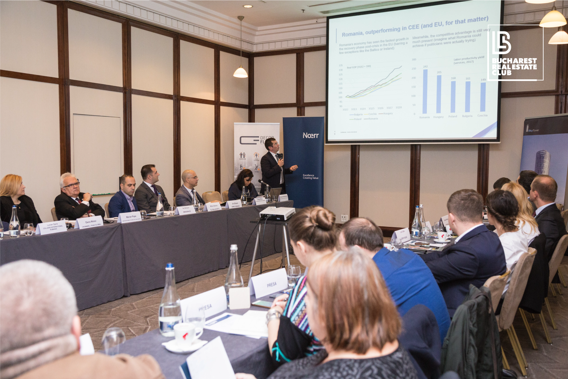 Investment briefing: strong fundamentals for Romanian real estate market