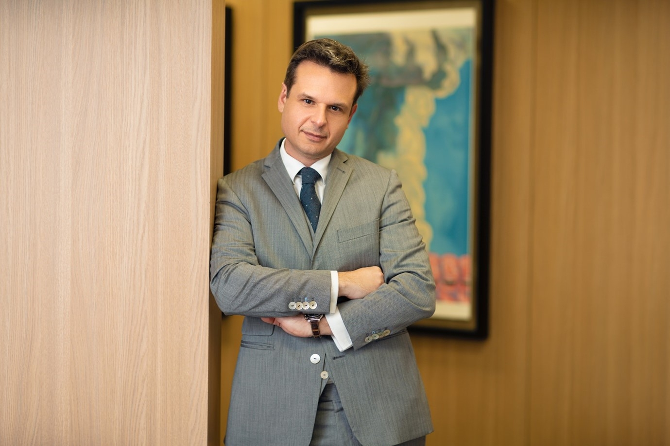 NEW CHAPTERS: Dimitris Raptis appointed sole CEO of Globalworth