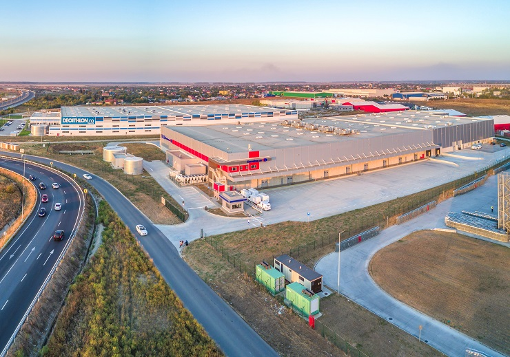 THE NEW FACE OF BUCHAREST: STRUCTURAL CHANGES IN LOGISTIC & RETAIL